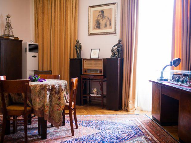 The House-Museum <br>of Samad Vurgun <br> <mark> &nbsp;&nbsp; Free &nbsp;&nbsp; </mark></br>