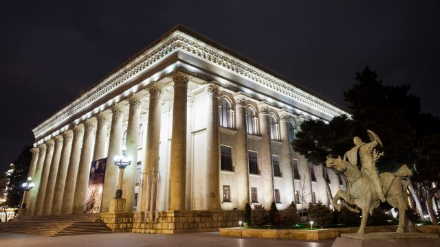 Azerbaijan State J. Jabbarli <br>Theatre Museum <br> <mark> &nbsp;&nbsp; 10% Discount &nbsp;&nbsp; </mark></br>