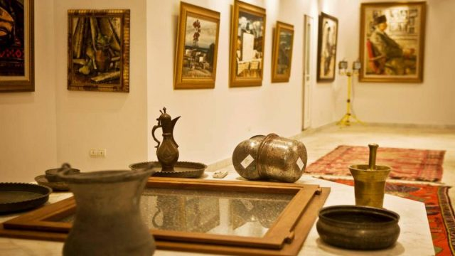 Tahir Salahov&#8217;s house-museum <br><br> <mark> &nbsp;&nbsp; 10% Discount &nbsp;&nbsp; </mark></br>