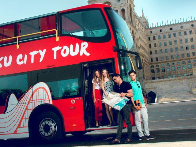 Baku City Tour <br> <mark> &nbsp;&nbsp; 50% Discount &nbsp;&nbsp; </mark></br>