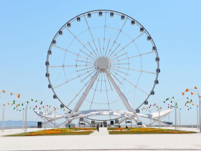 Ferris Wheel<br> <mark>    20% Discount    </mark></br>