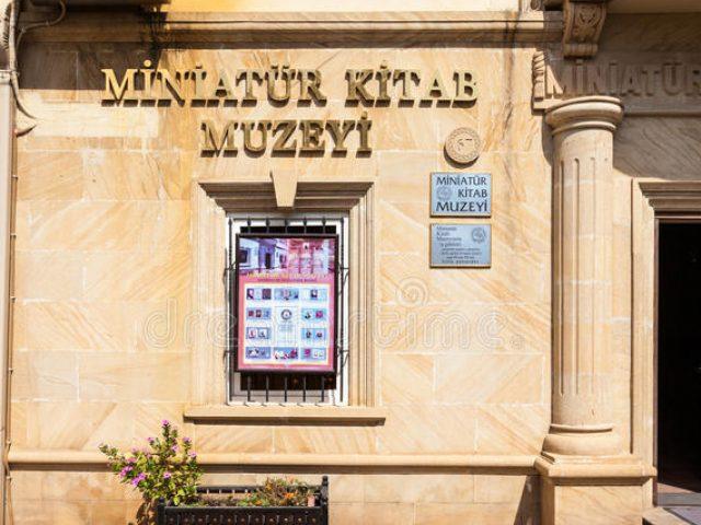 Baku Museum of Miniature Books <br><br> <mark> &nbsp;&nbsp; Free &nbsp;&nbsp; </mark></br>