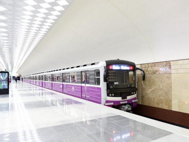 Baku metro <br> <mark> &nbsp;&nbsp; Free &nbsp;&nbsp; </mark></br>