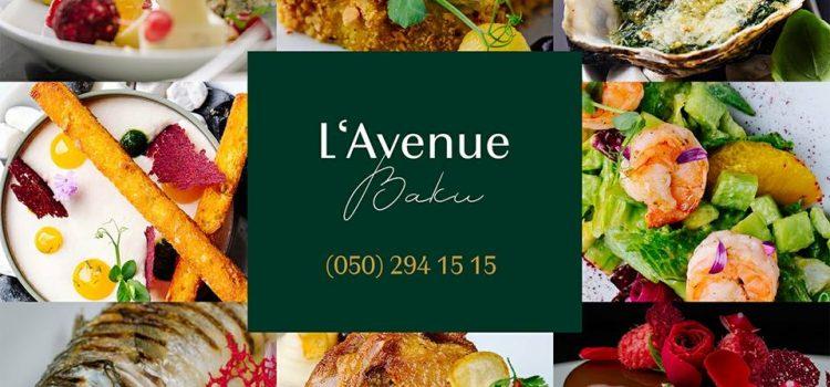 L'Avenue<br> <mark> 5% Discount </mark></br>