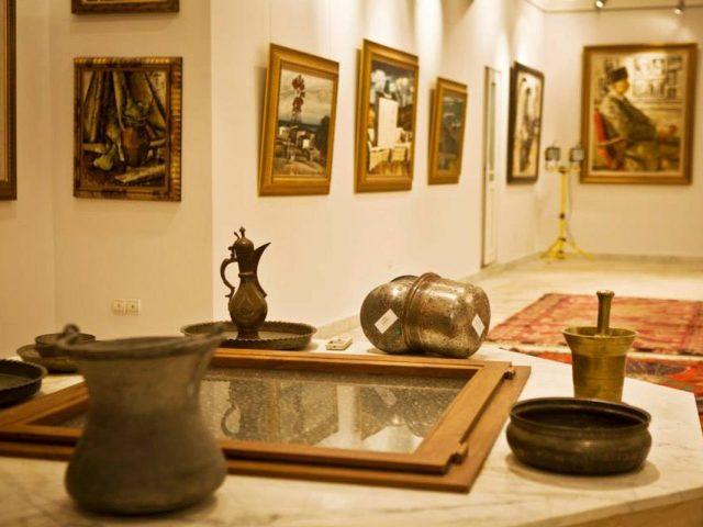 Tahir Salahov's house-museum <br><br> <mark>  10% Discount  </mark></br>