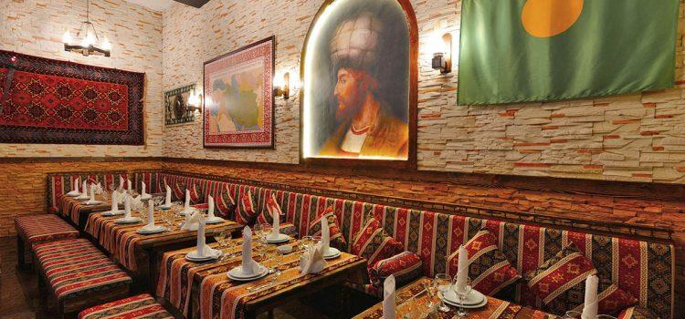 Shah Restaurant<br> <mark> 1 glass of home wine </mark></br>