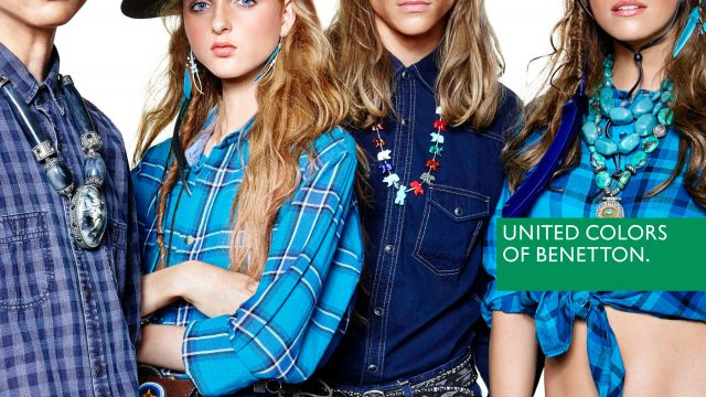 United Colors of Benetton<br> <mark> 10% Discount </mark></br>