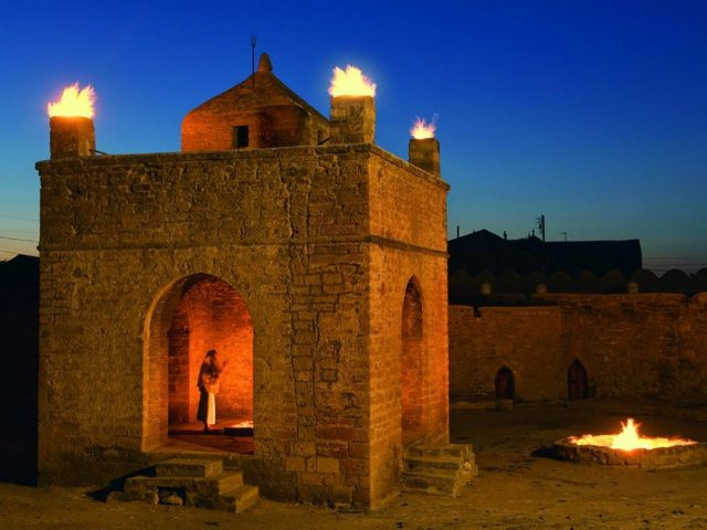 Ateshgah Fire Temple<br> <mark> Free </mark></br>