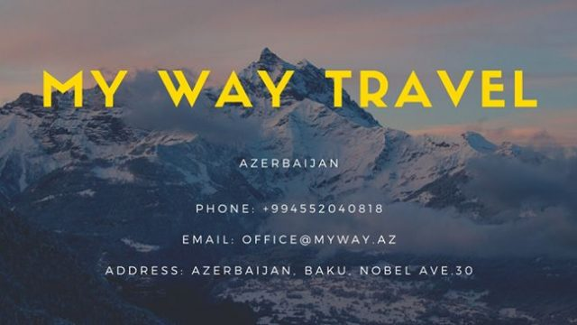 My Way Travel Azerbaijan