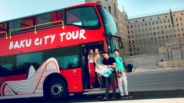 Baku City Tour <br> <mark>    50% Discount    </mark></br>