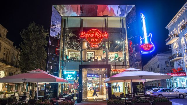 Hard Rock Café Baku<br> <mark> 1+1 Cocktail</mark></br>