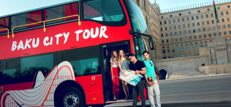 Baku City Tour <br> <mark>  Free  </mark></br>