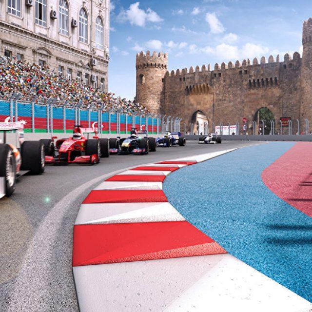 F1 Azerbaijan Grand Prix 2020