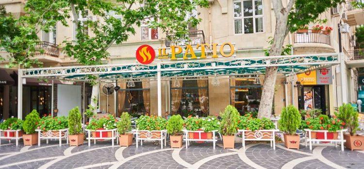 IL PATIO&Planet Sushi Azerbaijan <br> <mark>  15% Discount  </mark></br>