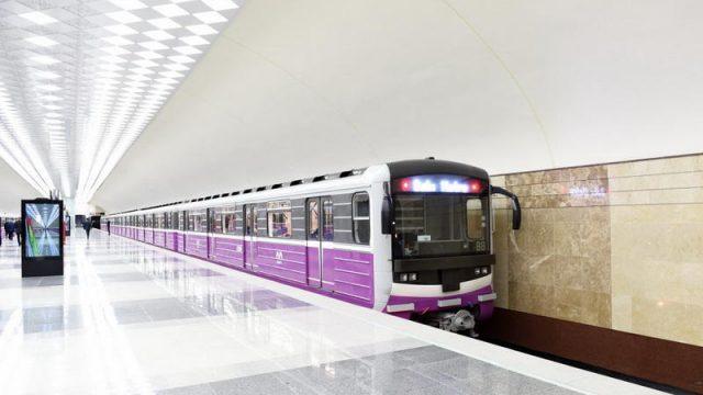 Baku metro <br> <mark>  Free  </mark></br>