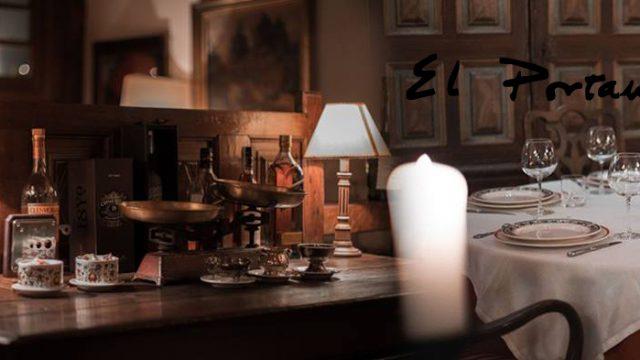 El Portalon<br> <mark> 1+1 Glass of sangria </mark></br>