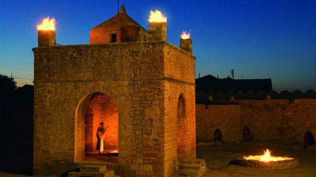 Ateshgah Fire Temple<br> <mark> Free </mark></br>